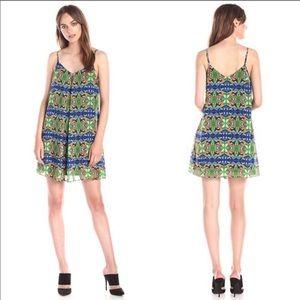 Sam Edelman | Parrot Print Tank Dress | Small